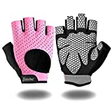 Xinluying Workout Gloves for Men Women - Gym Training Gloves for Fitness Exercise Weight Lifting...