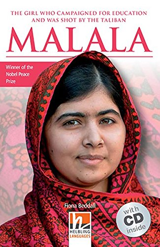 Helbling Readers. People. Malala. Level 2 [Lingua inglese]: The Girl Who Campaigned for Education and Was Shot by the Taliban