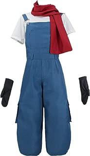 Anime Angels of Death Eddie Edward Mason Cosplay Costume Adult Working Suit Halloween Costume