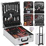 yahee 799tlg Caja de herramientas con maleta de herramientas de...
