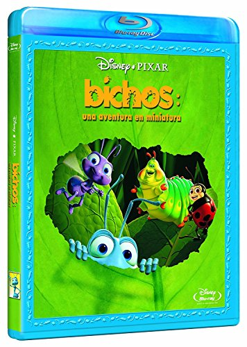 Bichos, una aventura en miniatura [Blu-ray]