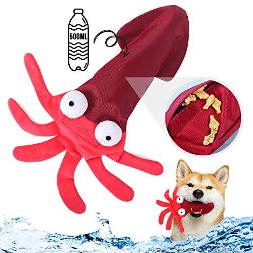 NIBESSER Hundespielzeug Kauspielzeug Hunde Wasser schwimmend Outdoor Fitness Spielzeug Intelligenzspielzeug Interaktiver Trainingsspielzeug für mittelgroße und große Hunde