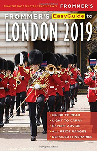 Frommer's EasyGuide to London 2019