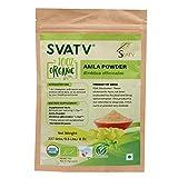 SVATV Amla Powder (Emblica officinalis / Amalaki) 1/2 LB, 08 oz, 227g USDA certificado