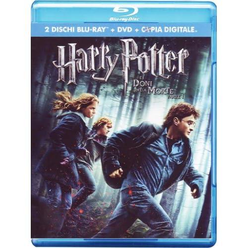 Harry Potter e i Doni della morte - Parte 1 (2 Blu-ray + Dvd + Copia Digitale)
