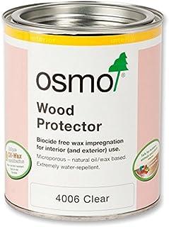 オスモ オスモカラー ウッドワックス#4006ウッドプロテクター(防カビ用下塗り) 750ml