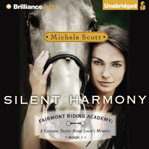 Silent Harmony audiobook cover art