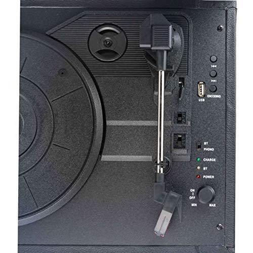 INOVALLEY RETRO-20 Platine vinyle / Tourne-disque / Encoding / USB et AUX