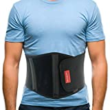 ORTONYX Ergonomic Umbilical Hernia Belt for Women and Men - Abdominal Support...