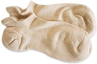 HLD, HLD Pareja de algodón Boca de los Pescados de la Boca Toalla Gruesa Inferior Deportes Calcetines del Barco Calcetines Invisibles Calcetines (Color : B)