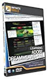 Learning Dreamweaver CS5 Tutorial DVD - Training Video