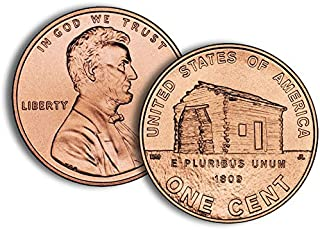 2009 d log cabin penny
