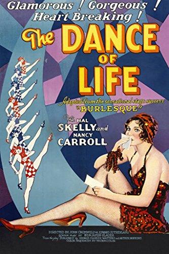 The Dance of Life 24x36-inch Giclée Print