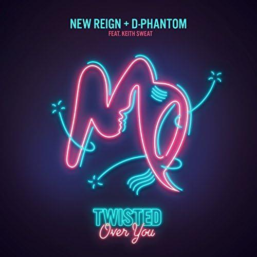 New Reign & D-Phantom feat. キース・スウェット