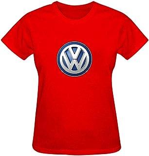 TEJNFDHSRRE Women's Crewneck T Shirt Jag-Uar Classic Short Sleeve Fashion Tee