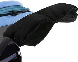 Impermeable Invierno Protege Manos Guantes Caliente Negro Guantes de Carrito de Beb/é AMEU Guantes de Silla de Paseo Extra Grueso C/álido Cochecito para Carrito Silla de beb/é
