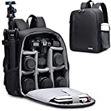 CADEN DSLR SLR Camera Bag Backpack for Mirrorless...