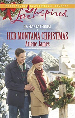 Her Montana Christmas: A Wholesome Western Romance (Big Sky Centennial Book 6)