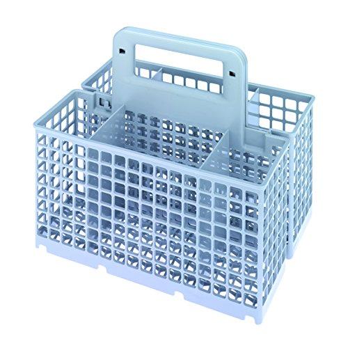 Wpro dwb303 – Lave-vaisselle Accessoires/Panier à couverts/universel pour presque tous les marques/divisible pour utilisation Flexible
