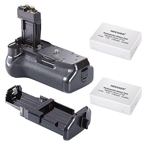 Neewer Pro - Empuñadura de Batería Pro (reemplazo para BG-