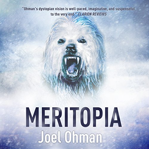 Meritopia audiobook cover art