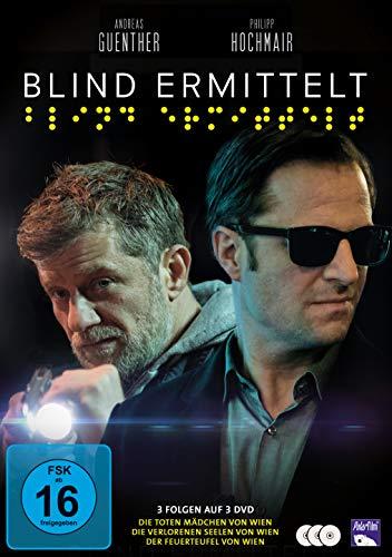 Blind ermittelt I - III [3 DVDs]