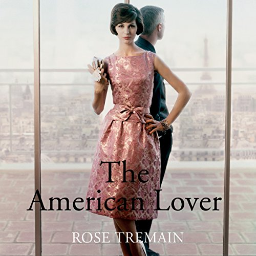 The American Lover audiobook cover art