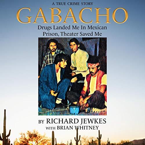 Gabacho audiobook cover art