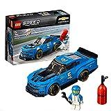 LEGO Speed Champions La voiture de course Chevrolet Camaro ZL1, Jeu 7 Ans et Plus,...