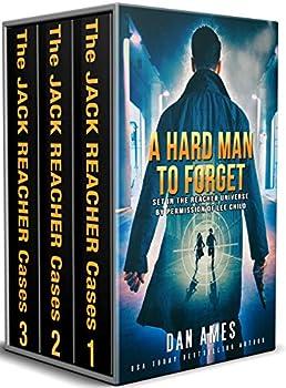 The Jack Reacher Cases  Complete Books #1 #2 & #3  The Jack Reacher Cases Boxset