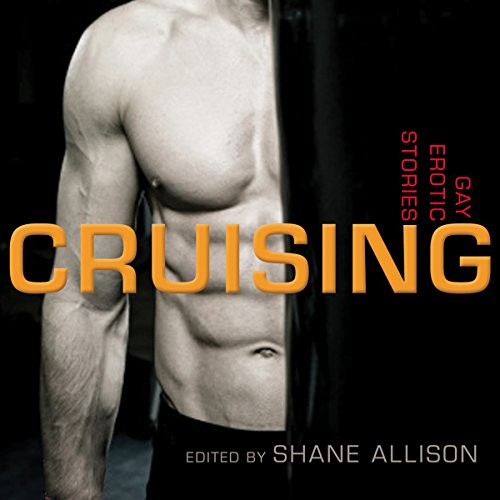 Cruising: Gay Erotic Stories audiobook cover art
