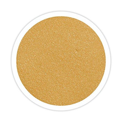Sandsational Gold Shimmer Unity Sand~1.5 lbs (22 oz), Gold Colored Sand for Weddings, Vase Filler, Home Décor, Craft Sand (Sand Shimmer)
