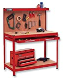 NEW CWB-R1 CLARKE BALL BEARING WORKSHOP/CAR WORKBENCH by clarke