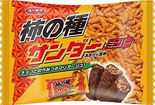 有楽製菓 柿の種サンダー 155g ×2袋