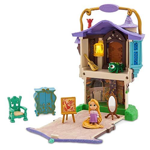Disney Animators' Littles Rapunzel Surprise Feature Playset - Tangled