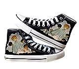 Telacos The Promised Neverland - Zapatillas de Lona para Cosplay, (Imagen 10), 38 EU