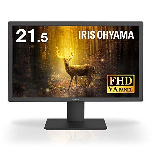 アイリスオーヤマ モニター 液晶ディスプレイ 21.5インチ ゲーミングモニター 液晶モニター ブラック ILD-A21FHD-B