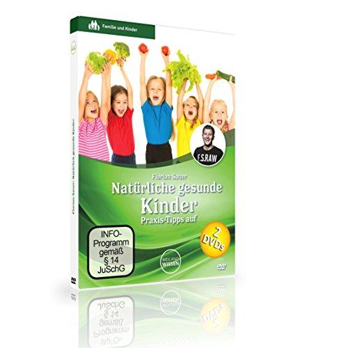 Natürlich gesunde Kinder, Florian Sauer, 2er DVD-Set
