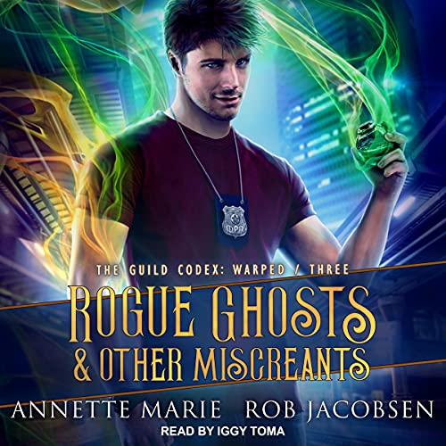 Rogue Ghosts & Other Miscreants cover art