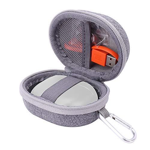 51ejgbnTigL - Aenllosi Hard Carrying Case for JBL Harman T450/T450BT On-Ear Lightweight Foldable Headphones (Black)