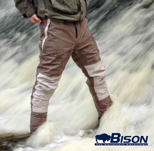 Bison atmungsaktiver Strumpffuß mit wasserfester Hose, Größe M, L, XL, XXL, XXXL, Extra Large (XL)