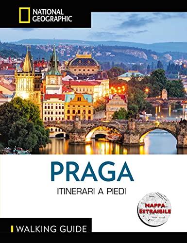 Praga. Itinerari a piedi. Con cartina