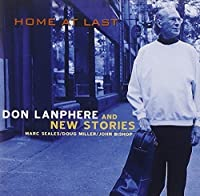 Home at Last by Don Lanphere (2003-01-01)