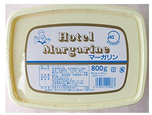 丸和油脂 ホテルマーガリン 800g