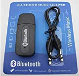 KMJSA A007 Bluetooth Audio Receiver for car, Wireless Bluetooth car Bluetooth Device for Music...