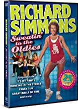 Richard Simmons - Sweatin' to the Oldies by Gaiam - Fitness by E.H. Shipley