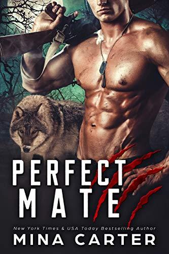 Couverture du livre Perfect Mate (Project Rebellion Book 1) (English Edition)