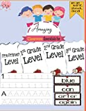Amazing Classroom Essentials for, 1ST,2nd,3rd: fun, alphabet tracing and number and more word wall.Dolch sight word