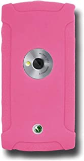 Amzer 89429 Funda para teléfono móvil Rosa - Fundas para teléfonos móviles (Funda, Sony Ericsson, Vivaz U5, Rosa)