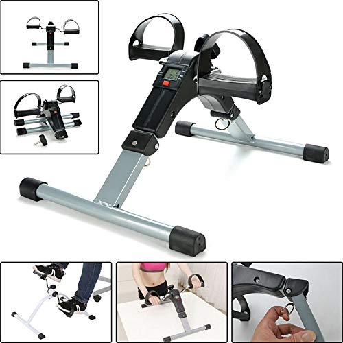 FYTVHVB Mini-hometrainer, fitness, stepper voor binnen en buiten, praktische beentraining
